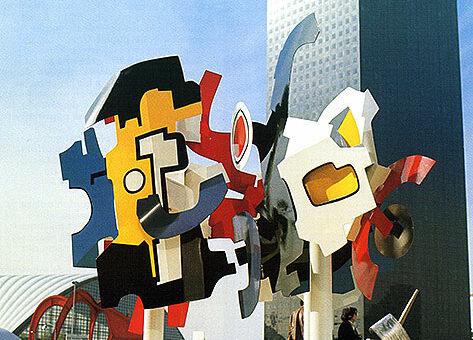 Raymond Gosselin, La mangeuse de gris, 1977
